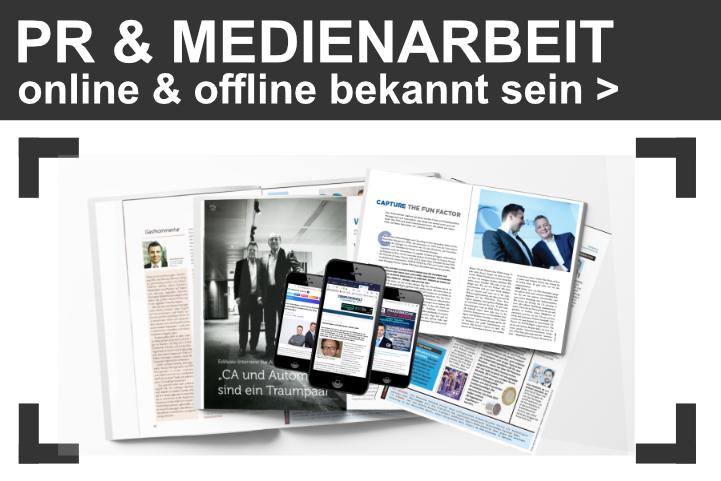 PR & Medienarbeit für komplexe Themen